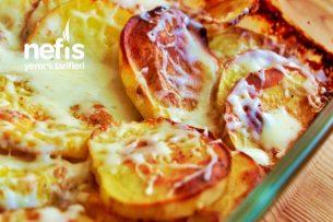 Kremalı Patates Tarifi (videolu)