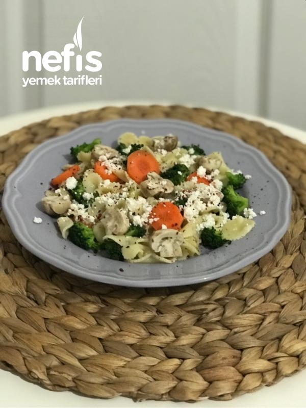 Lifli,proteinli Makarna (diyette Yenilebilir)