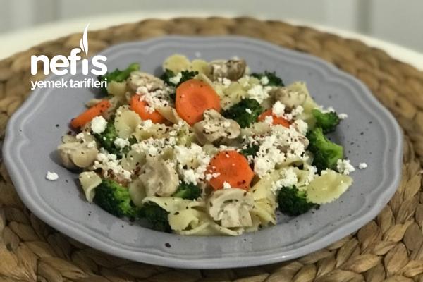 Lifli,Proteinli Makarna (Diyette Yenilebilir) Tarifi