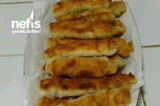 Peynirli, Çörek Otlu Ve Susamlı Sigara Böreği Tarifi