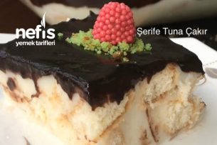 Pratik Kolay Pasta (Profiterol Tadında) Tarifi