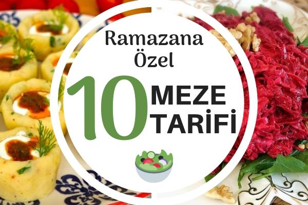 Ramazan Mezeleri