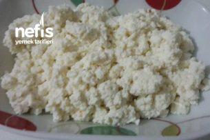 Börek Ve Poğaçalar İçin Lor Peynir Yapımı Tarifi