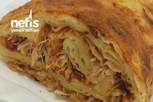 Kokoreç Böreği (Tavuklu) Tarifi