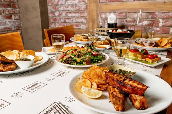 abakas restaurant