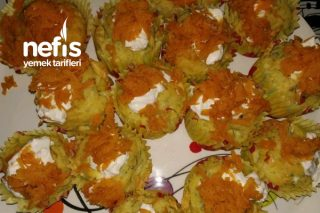 Havuçlu Tuzlu Muffinler Tarifi