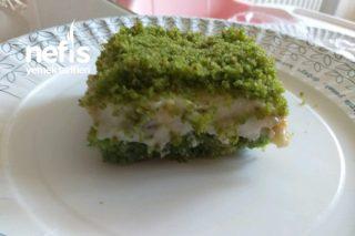 Ispanaklı Şahane Pasta Tarifi