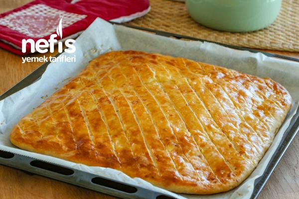 Peynirli Katmer Börek (Çıtır Çıtır Nefis Tat) (Videolu) Tarifi