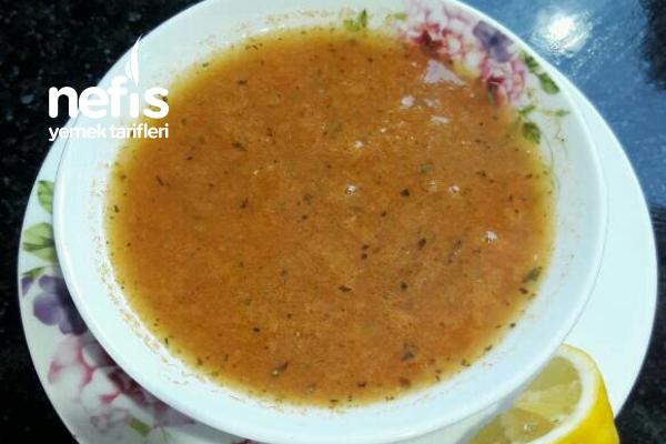 Nefis Mercimek Çorbası Tarifi