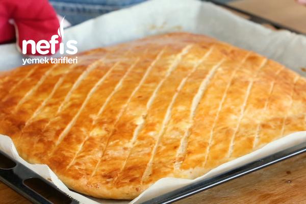 Peynirli Katmer Börek (Çıtır Çıtır Nefis tat)