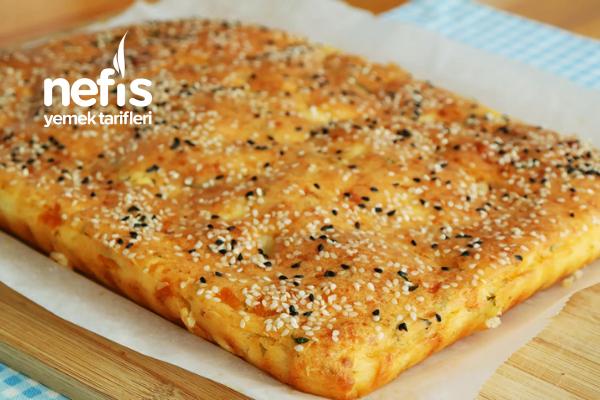 Peynirli Kek Tarifi Yapımı