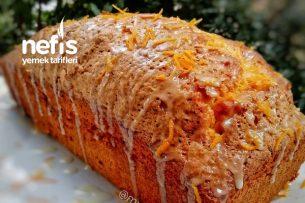 Portakallı Sarı Kek (İçinde Süt Ve Yoğurt Yok) Tarifi