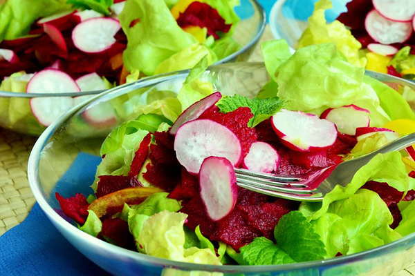turp salatası kaç kalori