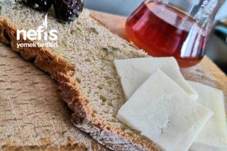 Yulaf Unlu Ev Yapımı Ekmek Tarifi