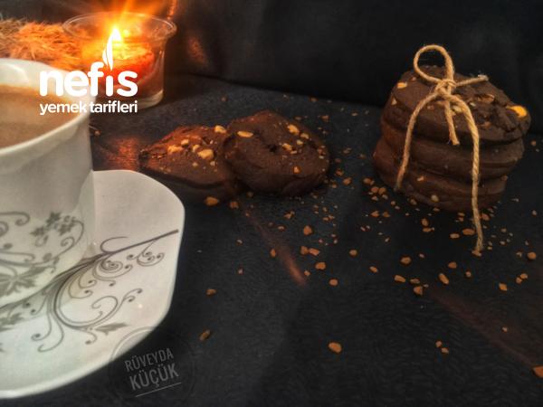 Kakaolu Starbucks Kurabiye