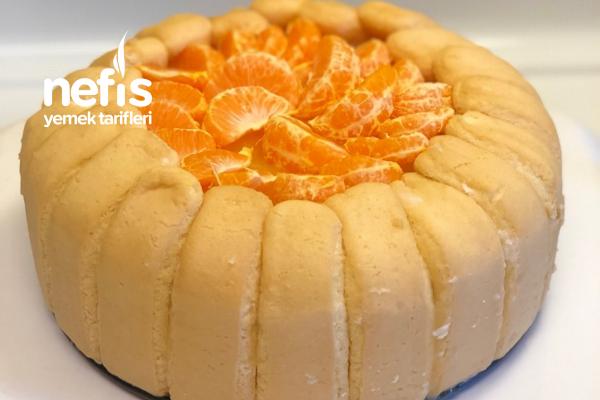 Kral Tacı Pastası (Mandalinalı) Tarifi