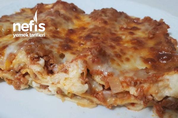 Lazanya (lasagne) Tarifi