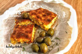 Patatesli Peynirli Börek Tadında Kek Tarifi