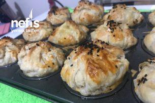 Brokolili Pon Pon Böreği Tarifi
