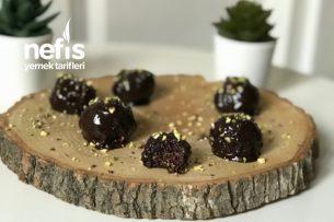 Çikolatalı Sağlıklı Toplar Tarifi