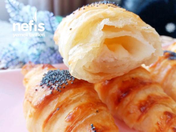 Çıtır Çıtır Sodalı Katmer Börek (Dondurucuda Saklayabilirsiniz.)