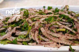 Kebapçı Soğan Salatası Tarifi