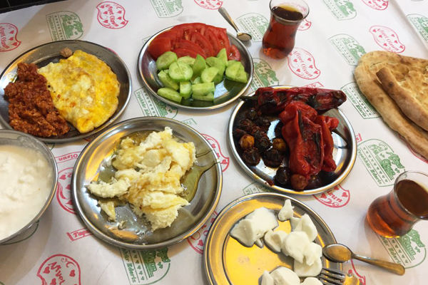 urfa kahvaltısı