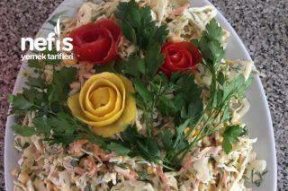 Süper Lahana Salatası Tarifi