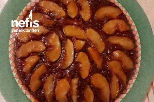Elmalı Karamelli Kek Tarifi