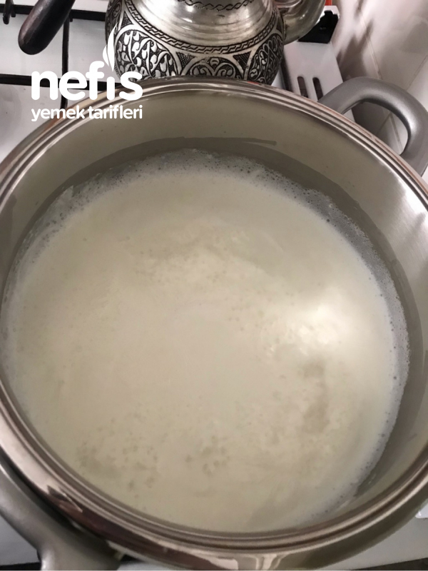 Ev Yapımı Kolay Peynir