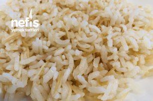 Tereyağlı Pirinç Pilavı (Tane Tane) Tarifi