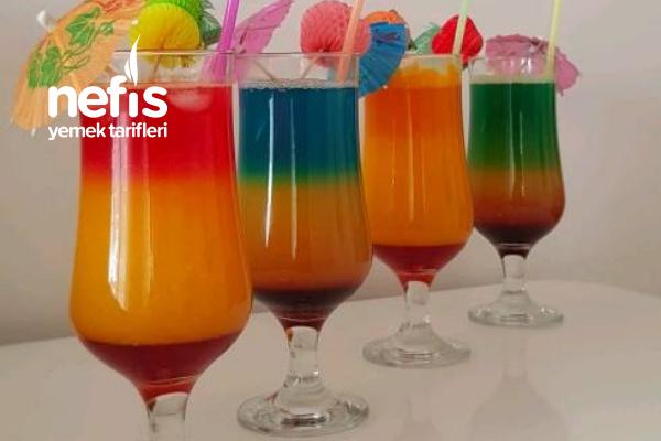 Alkolsüz Meyve Kokteyli Tarifi