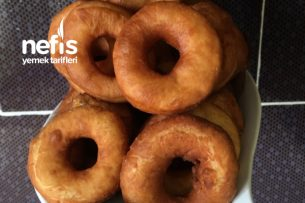Donut Pişi Tarifi