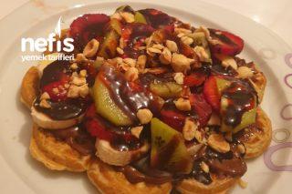 Efsane Waffle Tarifi