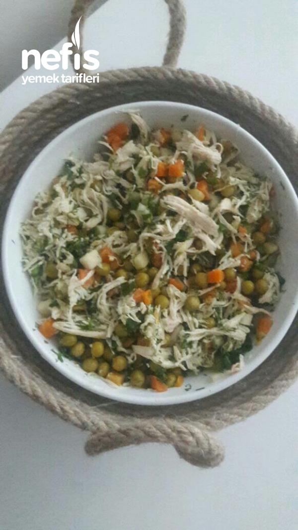 Garnitür Salata