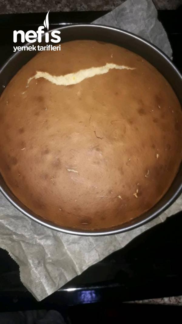 Portakali Cheesecake