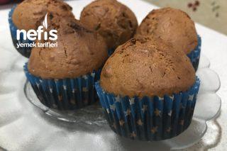 Havuçlu Cevizli Tarçınlı Muffin Tarifi