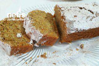 Havuçlu Tarçınlı Kek (Baton Kek Kalıbında) Tarifi