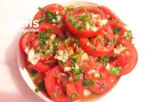 Marine Domates Salatası (O Kadar Güzel Ki
