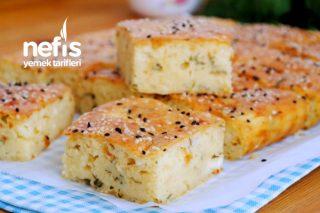 Bu Kek Çok Başka - Kahvaltılık Peynirli Kek Tarifi