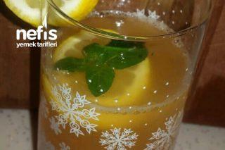 Enfes Limonata (3 Turunçgilin Buluşması) Tarifi