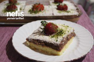 Gelin Pastası (Kakaolu Krem Şanti İle) Tarifi