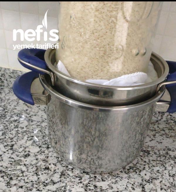 Kaşar Peynir Lezzetinde Yagli Beyaz Peynir Yapımı