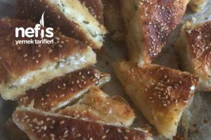 Lezzetli Çıtır Peynirli Maydonozlu Börek Tarifi