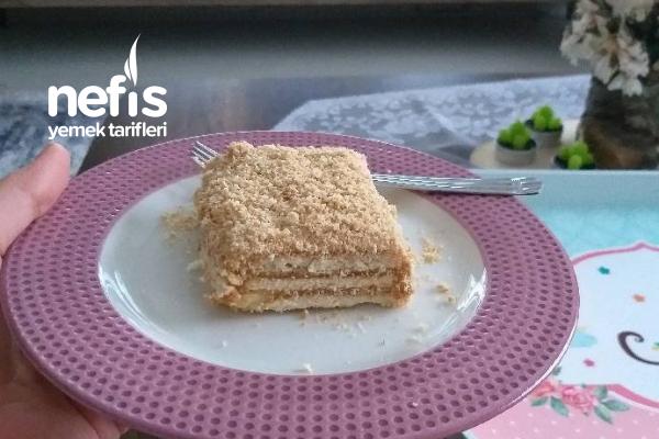 Muzlu Bisküvili Pasta