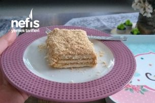 Muzlu Bisküvili Pasta Tarifi