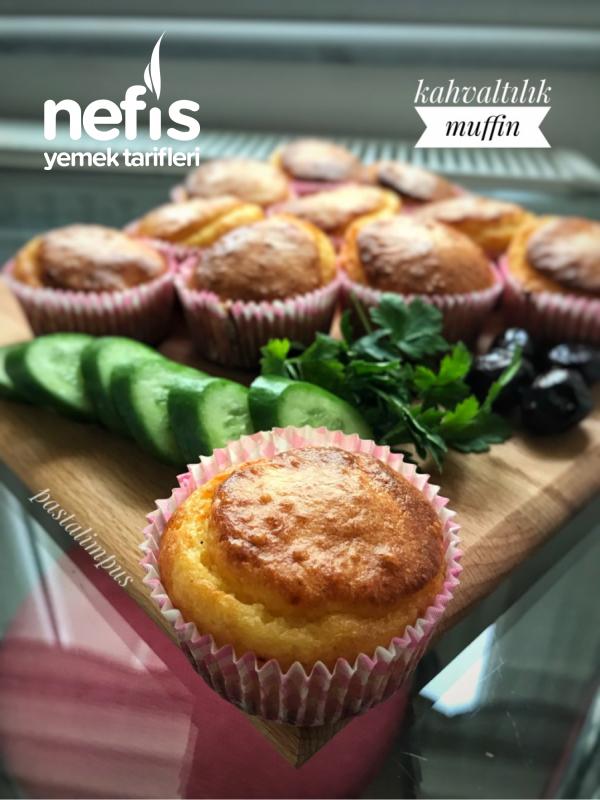 Sucuklu Muffin
