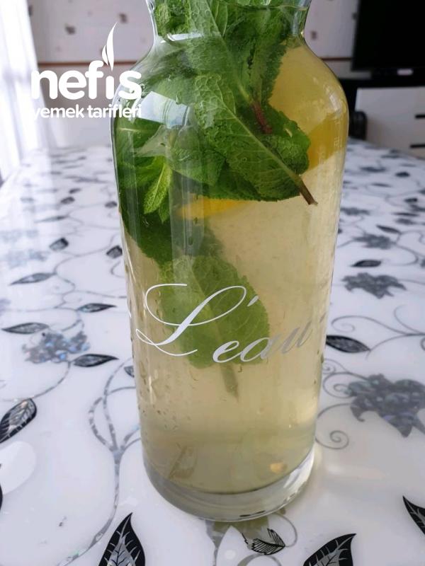 Yeşil Çay Limonatasi