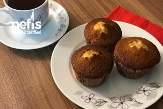 12li Muffin Kabında Havuçlu Tarçınlı Kek Tarifi