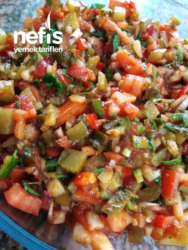 Antep Salatası
